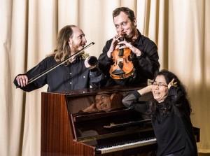 Klavier, Klarinette, Violine (21.2.2016)