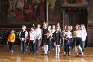 Benefizkonzert der Streicherschule (5.6.2016)