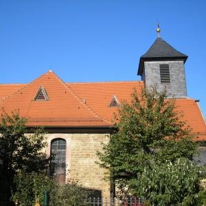St. Nikolaus, Melchendorf (19.6.2016)