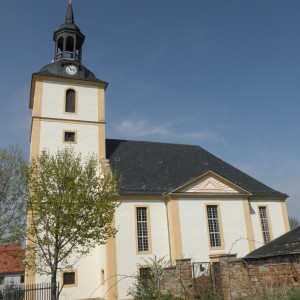 St. Trinitatis Molsdorf (18.6.2016)