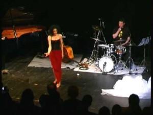 Esther Ambrosino und Marcus Horn (8.4.2016)